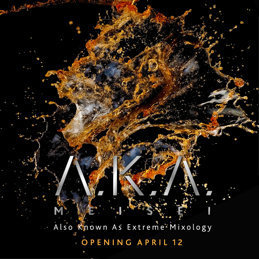 Experience the art of extreme mixology - discover A.K.A